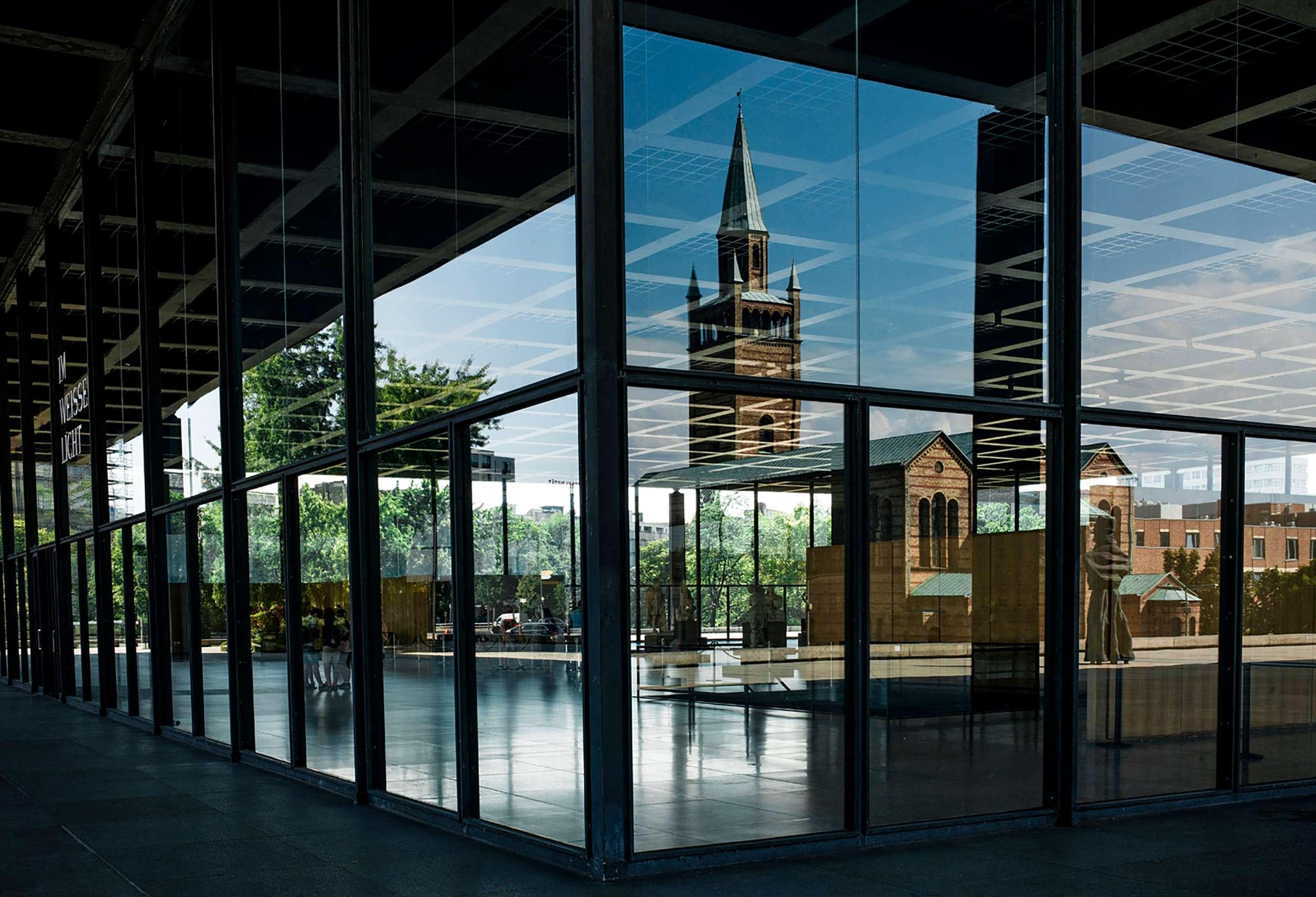 Neue Nationalgalerie 1 Berlin
