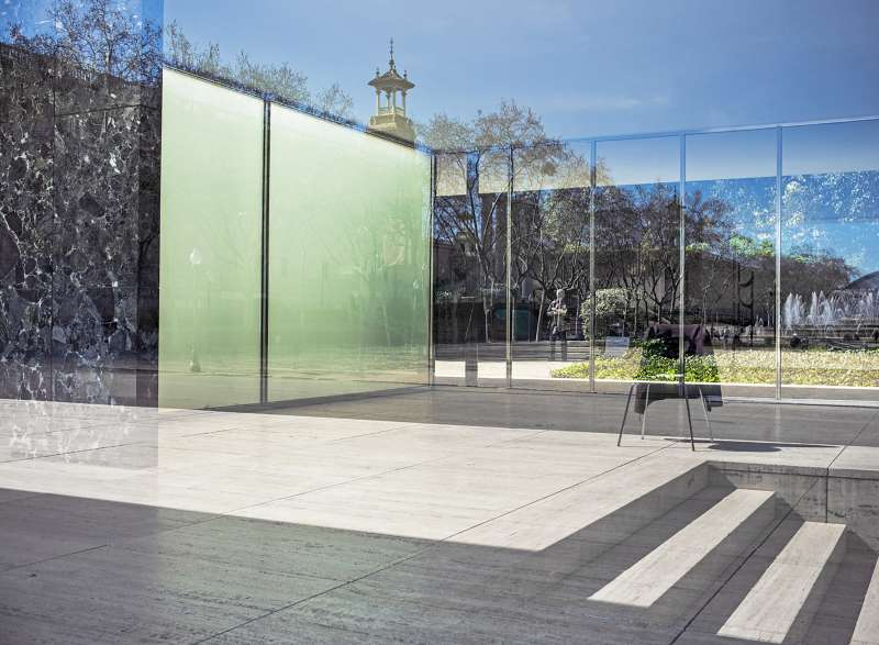 Barcelona Pavilion 1 Barcelona 2016