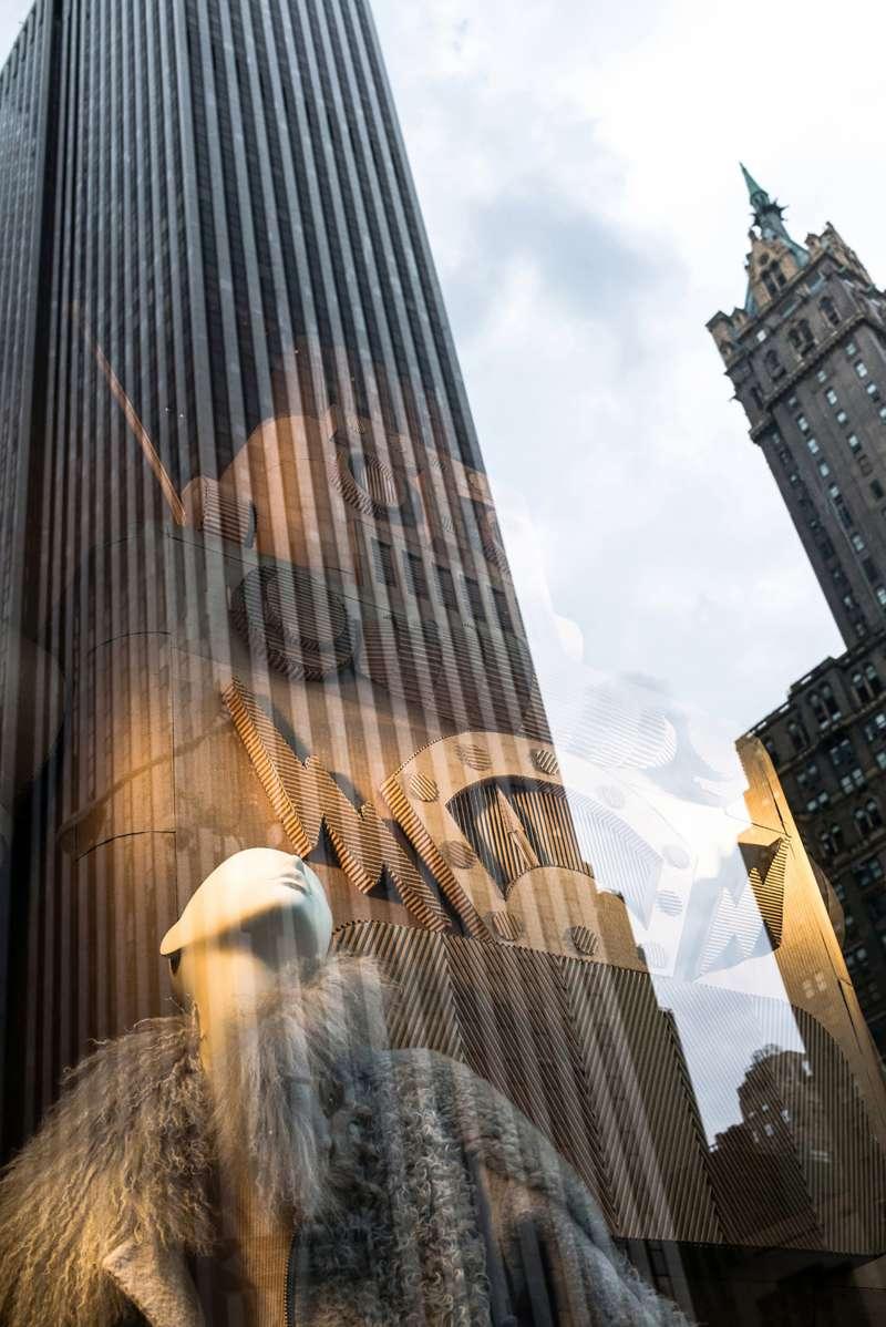 Longing New York City